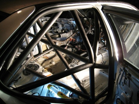 Bmw E36 M3 Saloon Complete Cage This