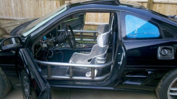Toyota Mr2 Turbo Roll Cage Cage This