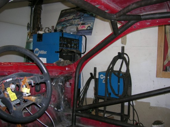 Honda Civic Fia Rally Roll Cage Cage This