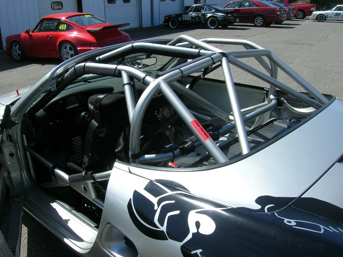 Porsche Spec Boxster Roll Cage Cage This