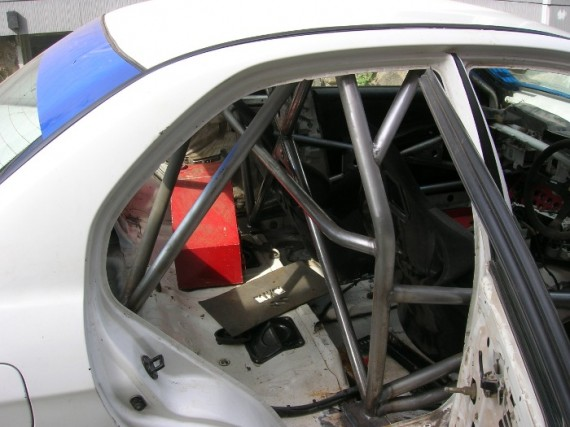 Mitsubishi Evo 4 Rally Roll Cage Cage This